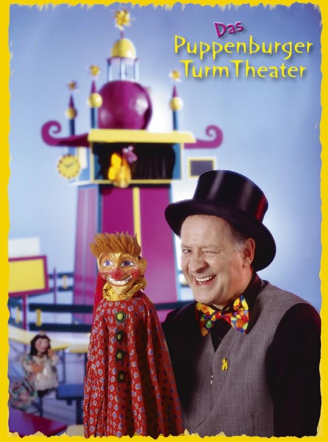 Puppenburger TurmTheater Ein Spaß für die ganze Familie.