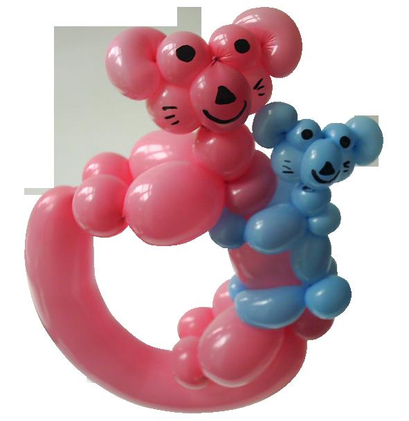 Luftballonkünstler Das sind Cordula und Rüdiger Paulsen