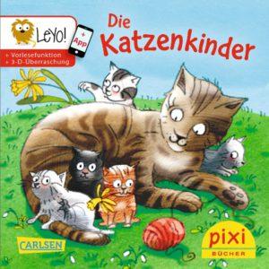 Cover Katzenkinder