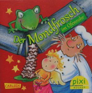 Cover Mondfrosch klein