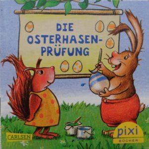 Cover Osterhasenprüfung klein