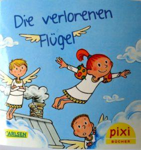 Cover Verlorene Flügel
