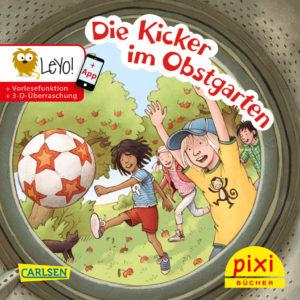 pixibuch-nr-2148-die-kicker-im-obstgarten-mit-leyo