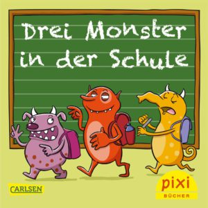 pixibuch-nr-2229-drei-monster-in-der-schule